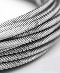2mm Diameter 304 1X19 Stainless Steel Cable Manufacturer China