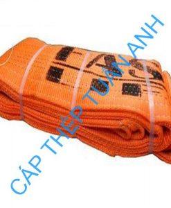 day cap cau hang webbing sling 10 tan 02