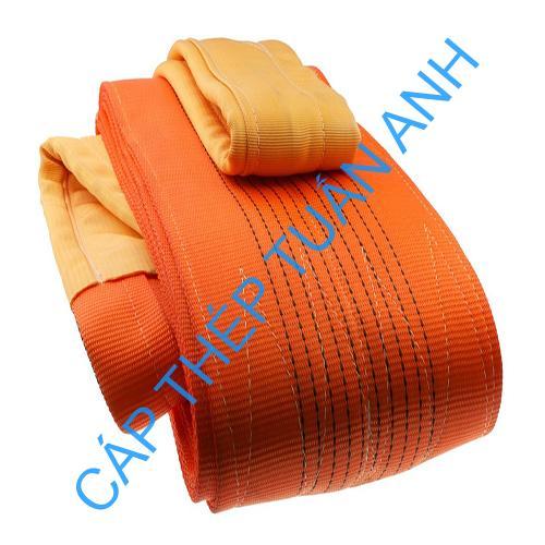 day cap cau hang webbing sling 10 tan 03