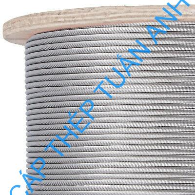 1 8 1x19 Stainless Steel Cable Wire Rope 1000 1