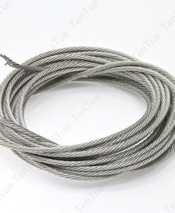 2 5mm 304 stainless steel wire rope vape
