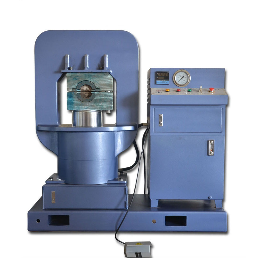 500Ton hydraulic steel wire rope press machine 1