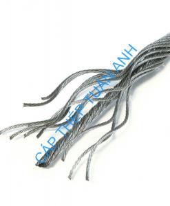 Zhen Xiang used 6x19 fc galvanized steel