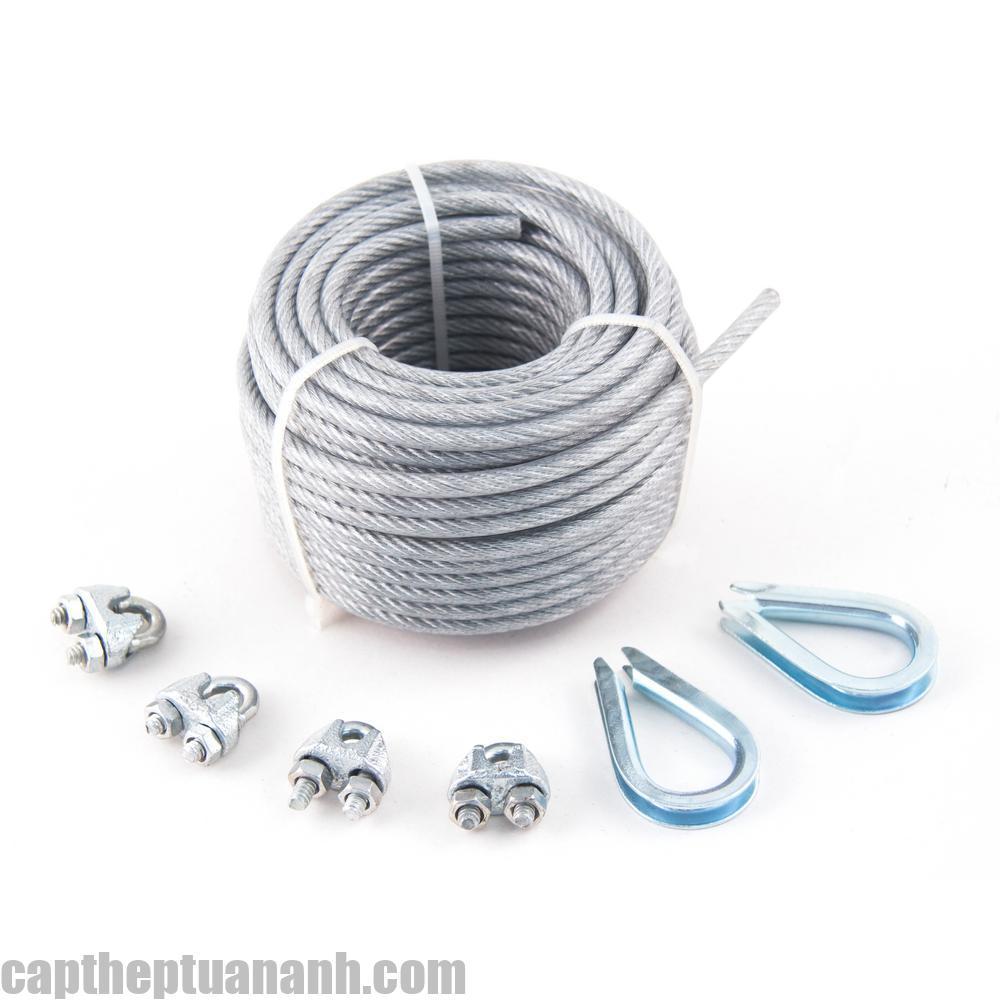 metallics kingchain wire rope 463771 64 1000