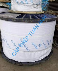 35WXK7 oil steel rope D28 D32 D36 1