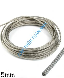 Stainless Steel Cable 0 5mm Jewelry Accessory Beading DIY100 Meter 0 5MM Wire Rope With 0
