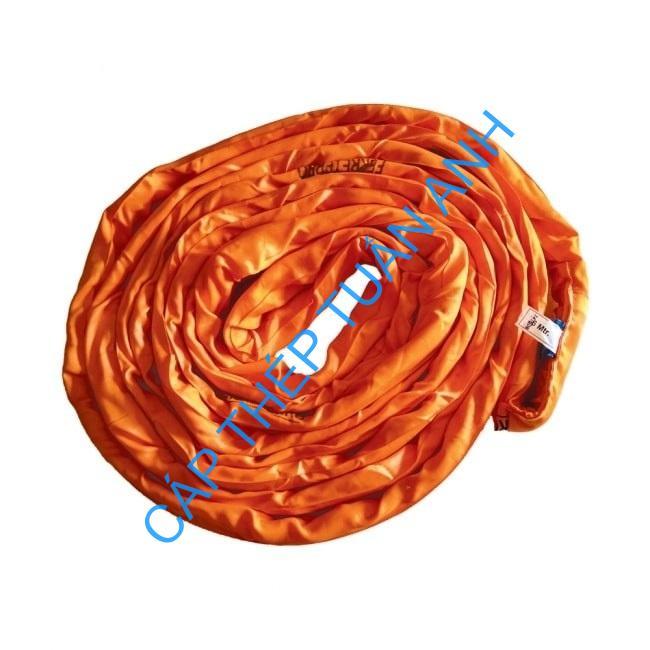 dây cáp vải bản tròn