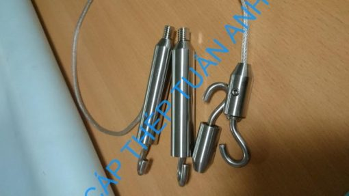 tăng đơ ống inox 304